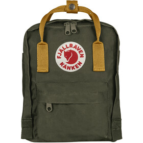 Fjällräven Kånken Mini Backpack Kids deep forest-acorn